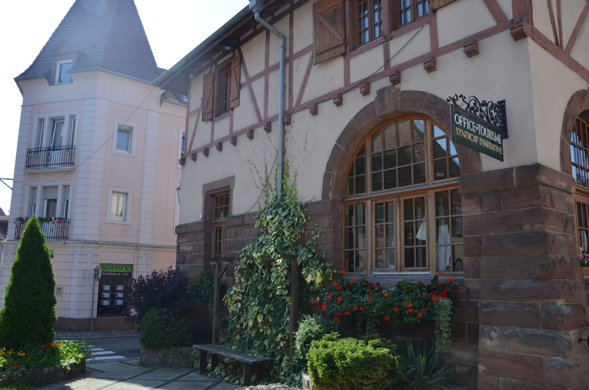 Visiter cernay ville site officiel de la ville de cernay 68 alsace - Office de tourisme de cernay ...