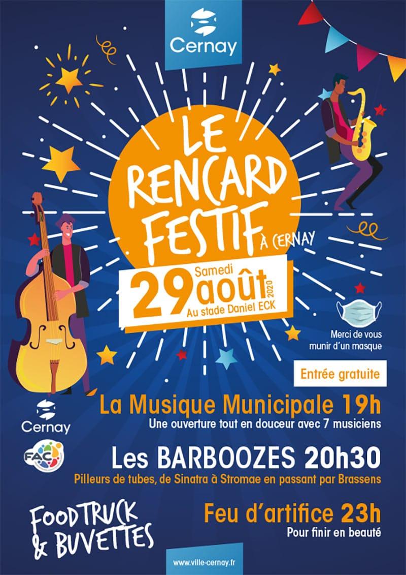 Le Rencard Festif - Cernay